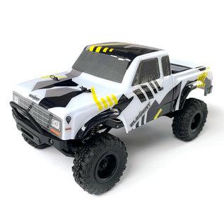 Team Associated 1/24 Enduro24 Sendero Trail Truck RTR, Black/Yellow