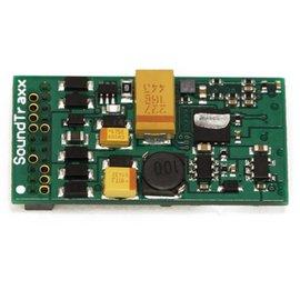 Soundtraxx TSU-PNP -2 EMD sound decoder, 6 function board