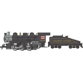 Bachmann Trains USRA 0-6-0 LOCO/SMOKE CPR HO