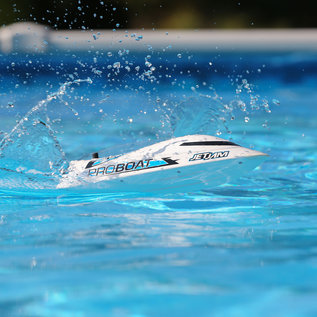 Proboat 12'' Jet Jam Pool Racer Orange White