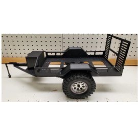 ATV Trailer with suspension Kit (wheels and tires not included) - Clearance