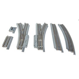 Walthers Trainline TRACK EXPANDER SET HO