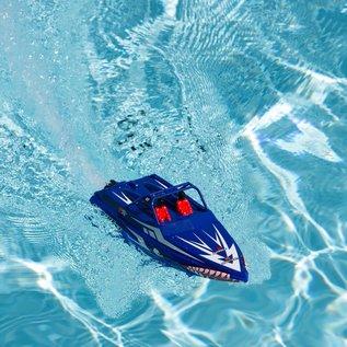 "Proboat 9"" Sprintjet Self-Right Jet Boat RTR, Blue"