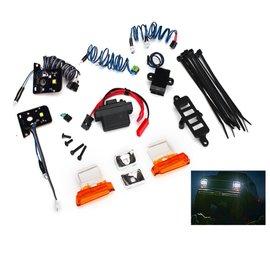 Traxxas TRX4 BRONCO LED LIGHT SET W POWER SUPPLY
