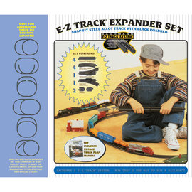 Bachmann Trains EZ TRACK EXPANDER SET STEEL HO
