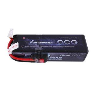 Gens Ace 11.1V 5000mah 3S 50C LIPO hard Deans