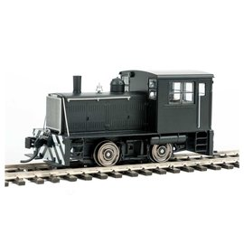 Walthers Mainline Plymouth ML-8 Ind. Switcher DCC HO Black