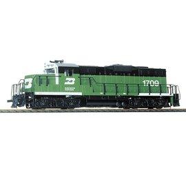 Walthers Trainline EMD GP9M BN #1709 DC HO