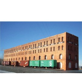 Downtown Decco SHIPPING WAREHOUSE FLAT N