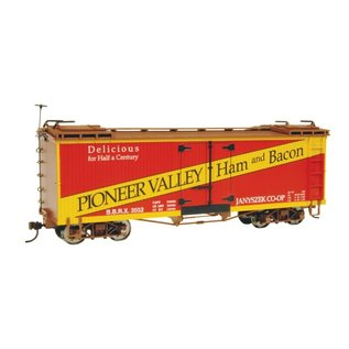 Bachmann Trains BLLBRD REEFER PIONEER VLY HO