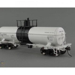 Tangent Scale Models 8000 Gal Acid Tank Car GATX HO