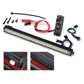 Traxxas LED LIGHTBAR KIT/RIGID/POWER SUPPLY TRX4