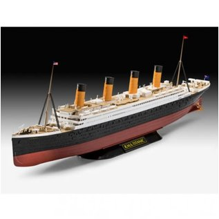 Revell Germany 1/600 RMS TITANIC EASY CLICK