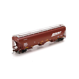 Tangent Scale Models COVERED HOPPER BNSF HO