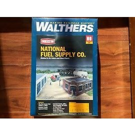 Walthers Cornerstone NATIONAL FUEL SUPPLY CO. HO