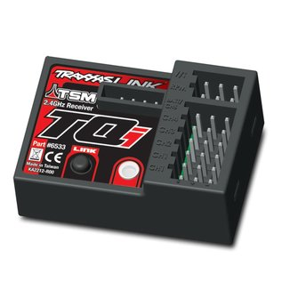 Traxxas 2.4GHz 5-Channel TSM Stability Management Receiver