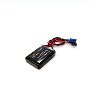 Spektrum 7.4V 2000mah 2S LIPO RX battery