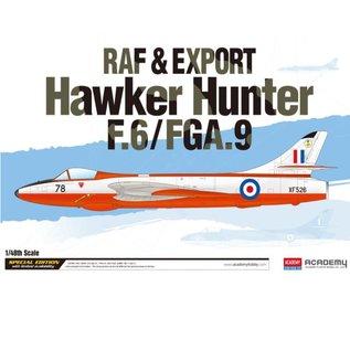 Academy 1/48 RAF/EXPRT HAWKER HNTR