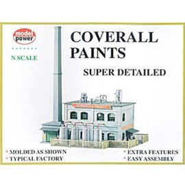 Modelpower COVERALL PAINTS BLDG N