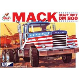 MPC Models 1/25 MACK DM800 SEMI TRACTOR