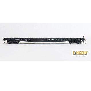 Tangent Scale Models 602 GSC Flatcar N&W HO