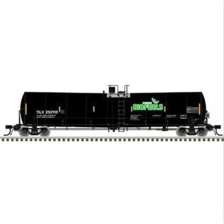 Atlas 25K GALLON TANK LAKE ERIE BIOFUELS HO
