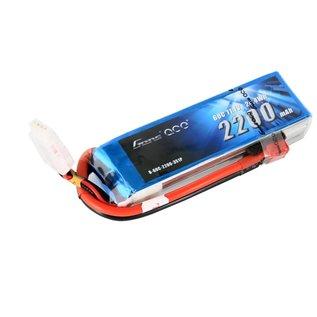 Gens Ace 11.1V 2200mah 3S 60C LIPO Deans