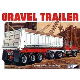 MPC Models 1/25 3 Axle Gravel Trailer