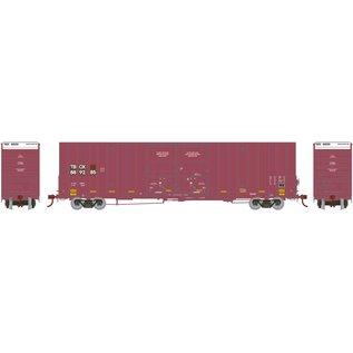 Athearn 60' Gunderson Double Door Railbox HO