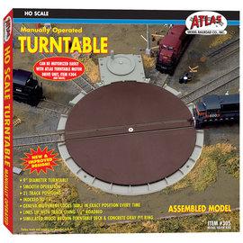 Atlas MANUAL TURNTABLE HO