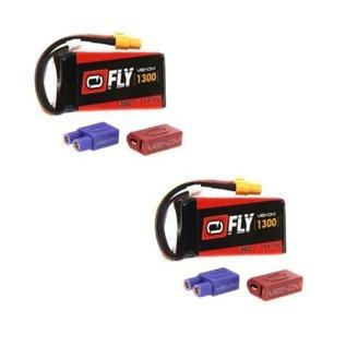 Venom Power 11.1V 1300mah 3S 30C FLY LIPO (2)