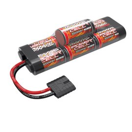Traxxas 8.4V 3000mah NIMH Hump Uni-plug