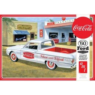 AMT 1/25 1960 RANCHERO W/COCA COLA CHEST