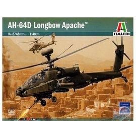 Italeri AH-64D APACHE 1/48