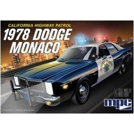 MPC Models 1/25 78 DODGE MONACO CHP POLICE 2T