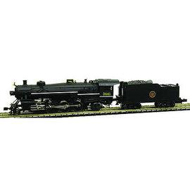 Modelpower 2-8-2 MIKADO DCC/SND CN #3422 N