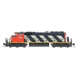 Intermountain SD40-2W DIESEL LOCO DCC/SND CN N