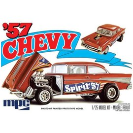 MPC Models 1/25 CHEVY FLIP NOSE SPIRT OF 57