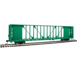 Walthers Mainline 72' CENTERBEAM FLAT CAR CP HO