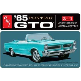 AMT 1/25 1965 PONTIAC GTO