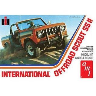 AMT 1/25 INTERNATIONAL SCOUT II