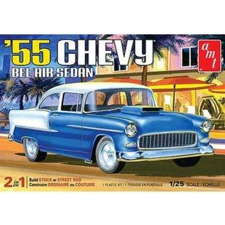AMT 1/25 '55 CHEVY BEL AIR SEDAN