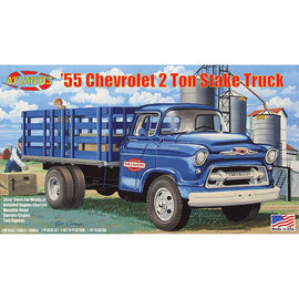 AMT 1/48 1955 Chevy Stake Truck