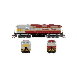 Athearn HO GP9 w/DCC & Sound, CPR #8512