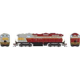 Athearn HO GP9 w/DCC & Sound, CPR #8495