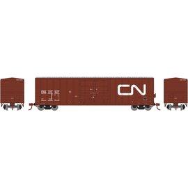 Athearn HO RTR 50' FMC Superior Plug Door Box, CNA #412647
