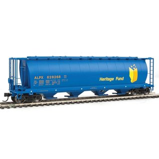 Walthers 59' CYLINDRICAL HOPPER ALPX