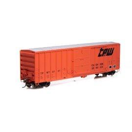 Athearn 50' FMC 5347 BOX CAR TP&W HO