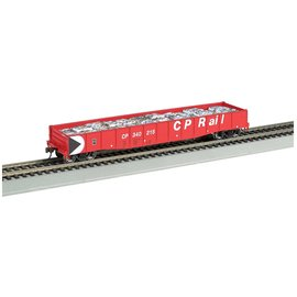 Bachmann Trains 50'6'' DRP END GON CRUSHED CARS HO