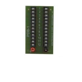 Miniatronics PWR DIST BRD 12 POSITION